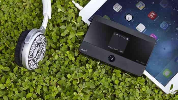 Мобильный LTE-роутер TP-Link M7350