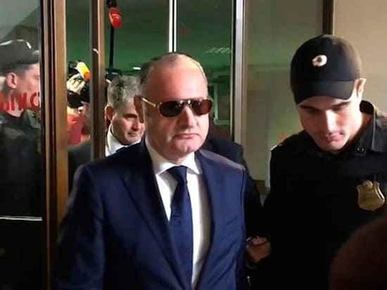 Экс-чиновник Эраст Матаев