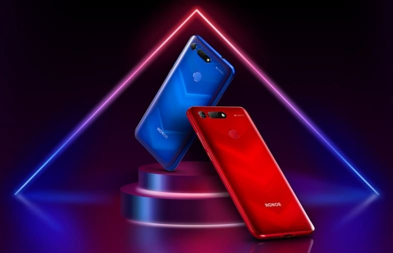 Смартфон Honor View 20